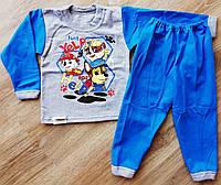 Пижама теплая для мальчика Щенячий патруль