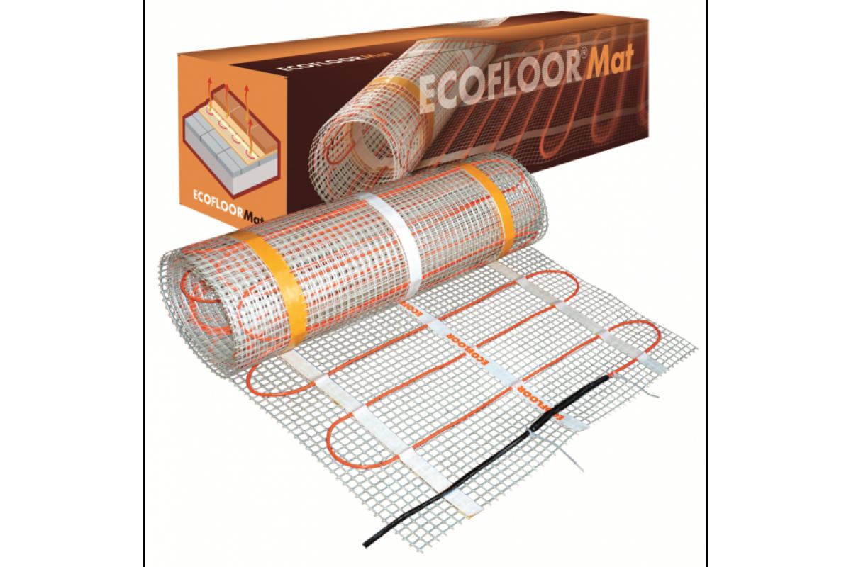 Теплый пол электрический Fenix LDTS 160 Вт/м.кв. двухжильный нагревательный мат