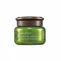 Innisfree Питательный Крем Для Век The Green Tea seed eye cream 30ml