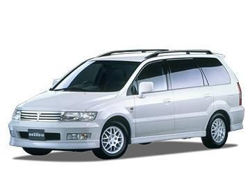 Лобовое стекло на Mitsubishi Space Wagon (Минивэн) (1997-2003), фото 2