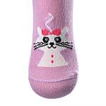 Носки детские для девочек демисезонные Котик Anita Kids, фото 4