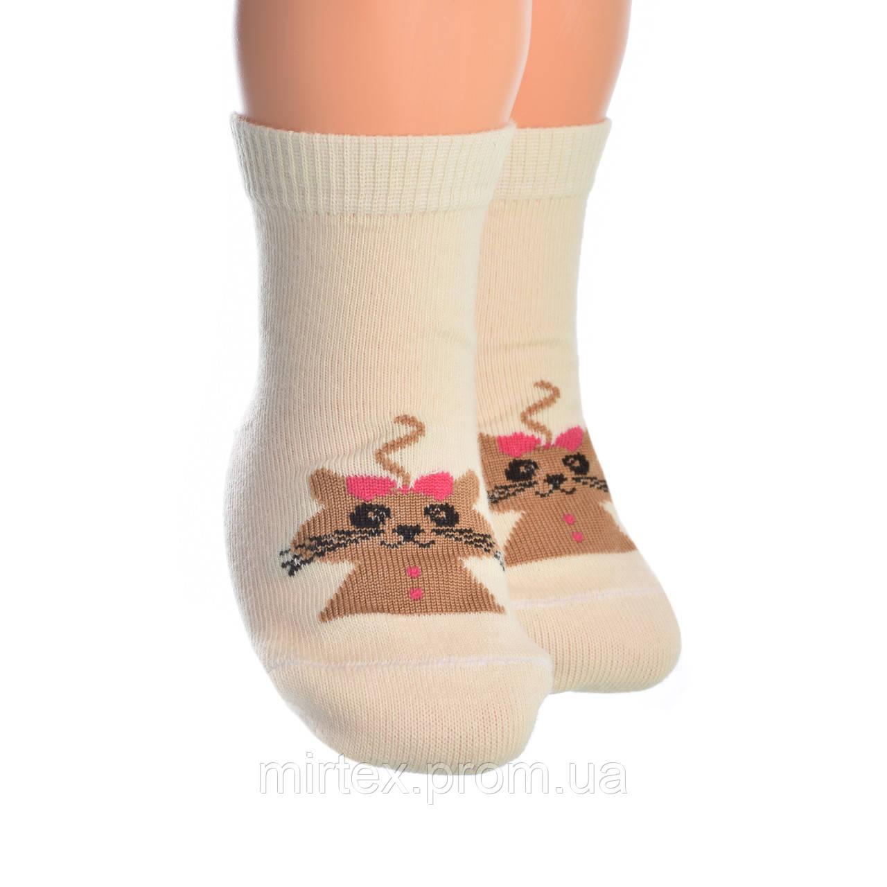 Носки детские для девочек демисезонные Котик Anita Kids