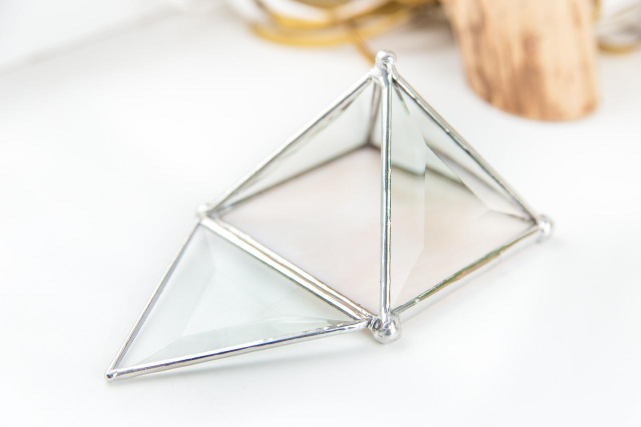 Шкатулка для украшений пирамидка