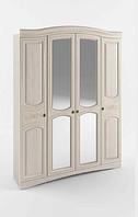 Шкаф 4х-дверный Венера Люкс