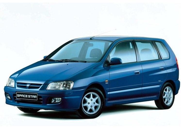 Лобовое стекло на Mitsubishi Space Star (Минивэн) (1998-2005)