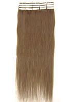Волосы на лентах 60 см. Цвет #10 Русый, фото 1