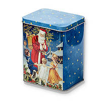 Новогодний подарок Жестяная коробка 700 гр