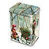 Новогодний подарок Жестяная коробка 700 гр, фото 3
