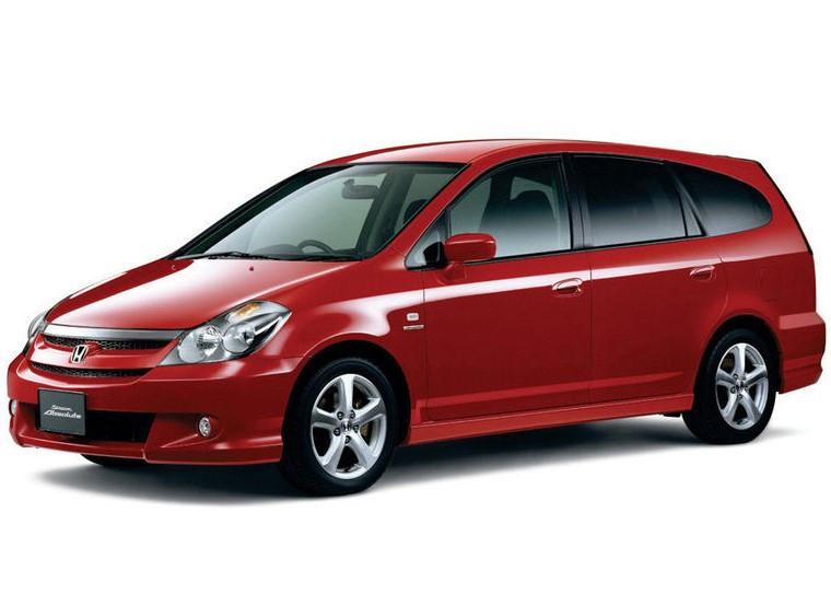 Лобовое стекло на Honda Stream (Минивэн) (2001-2007)
