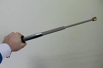Телескопическая дубинка пружинная