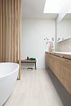 Ламінат Quick step колекція Eligna декор Дуб солідний, світло-сірий, фото 3