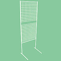 Торговая стойка с двух частей  190 х 127 см
