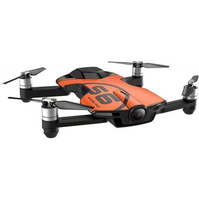 Квадрокоптер Wingsland S6 GPS 4K Pocket Drone (Orange)
