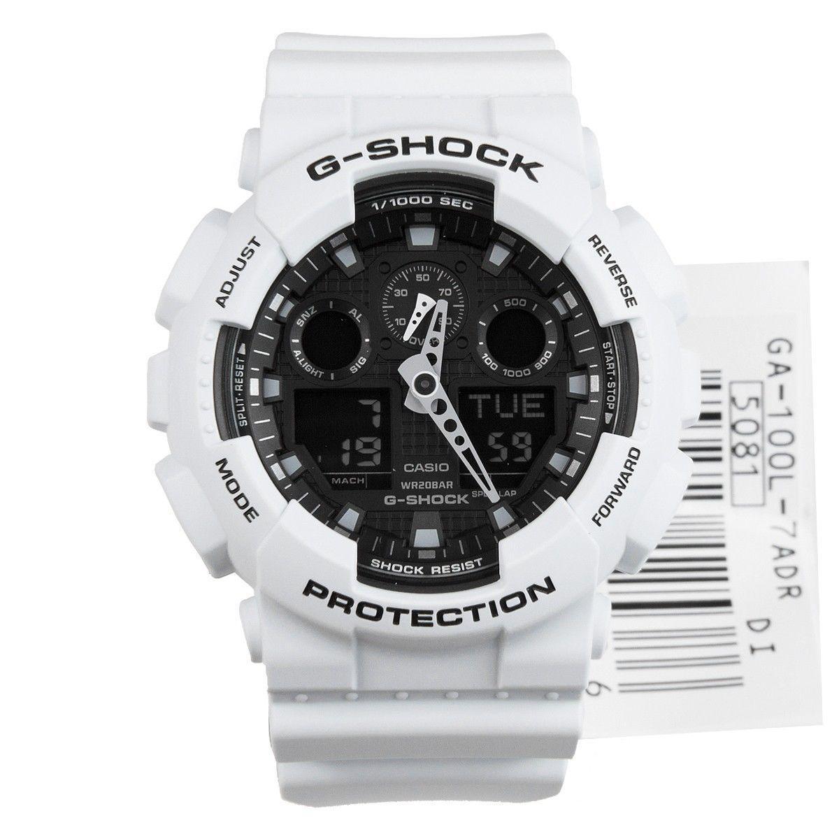 Часы Casio G-Shock GA-100L-7A