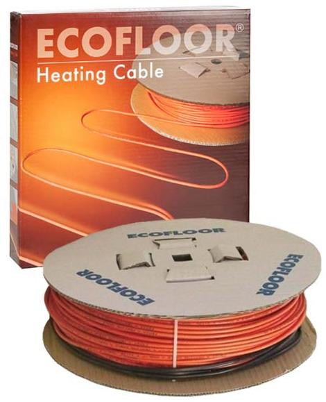 Теплый пол электрический Fenix ADSV 18, ASL1P 18 нагревательный кабель