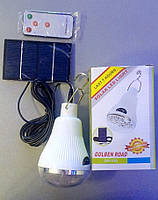 Автономная лампа с аккумулятором GR-020