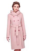 Женское демисезонное пальто МЕЛИНА, кашемировое, новая коллекция 2015 года, фото 1