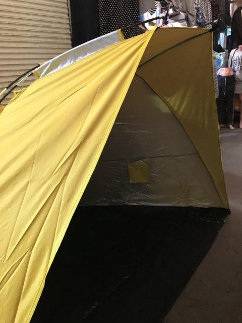 Палатка пляжная (Ракушка)