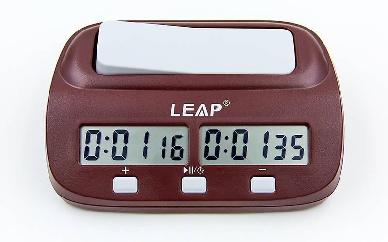 Часы шахматные электронные LEAP PQ9907