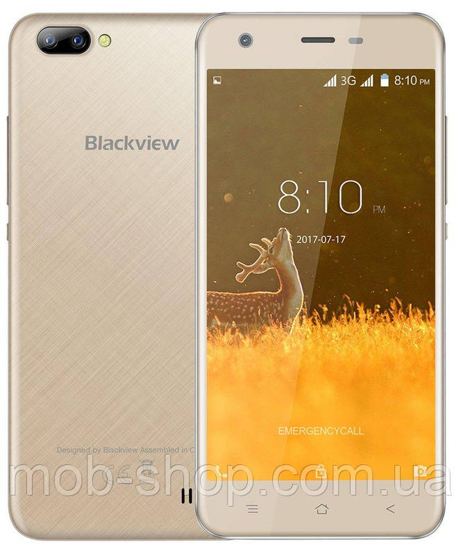 "Смартфон Blackview A7 5"" 1GB/8GB"