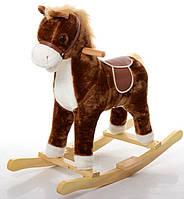 Детская Игрушка Лошадка Качалка MP 0080 лошадка