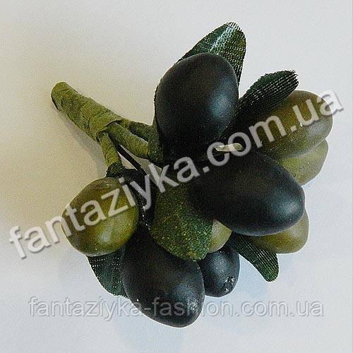 Оливки декоративные, в пучке 10 штук