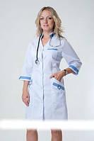 Женский медицинский халат,размеры 40 - 60