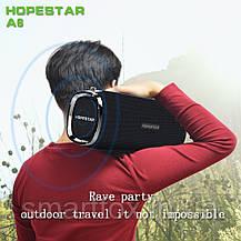 Портативная колонка Bluetooth Hopestar A6, фото 2