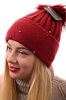 Модные женские шапки оптом лот10шт
