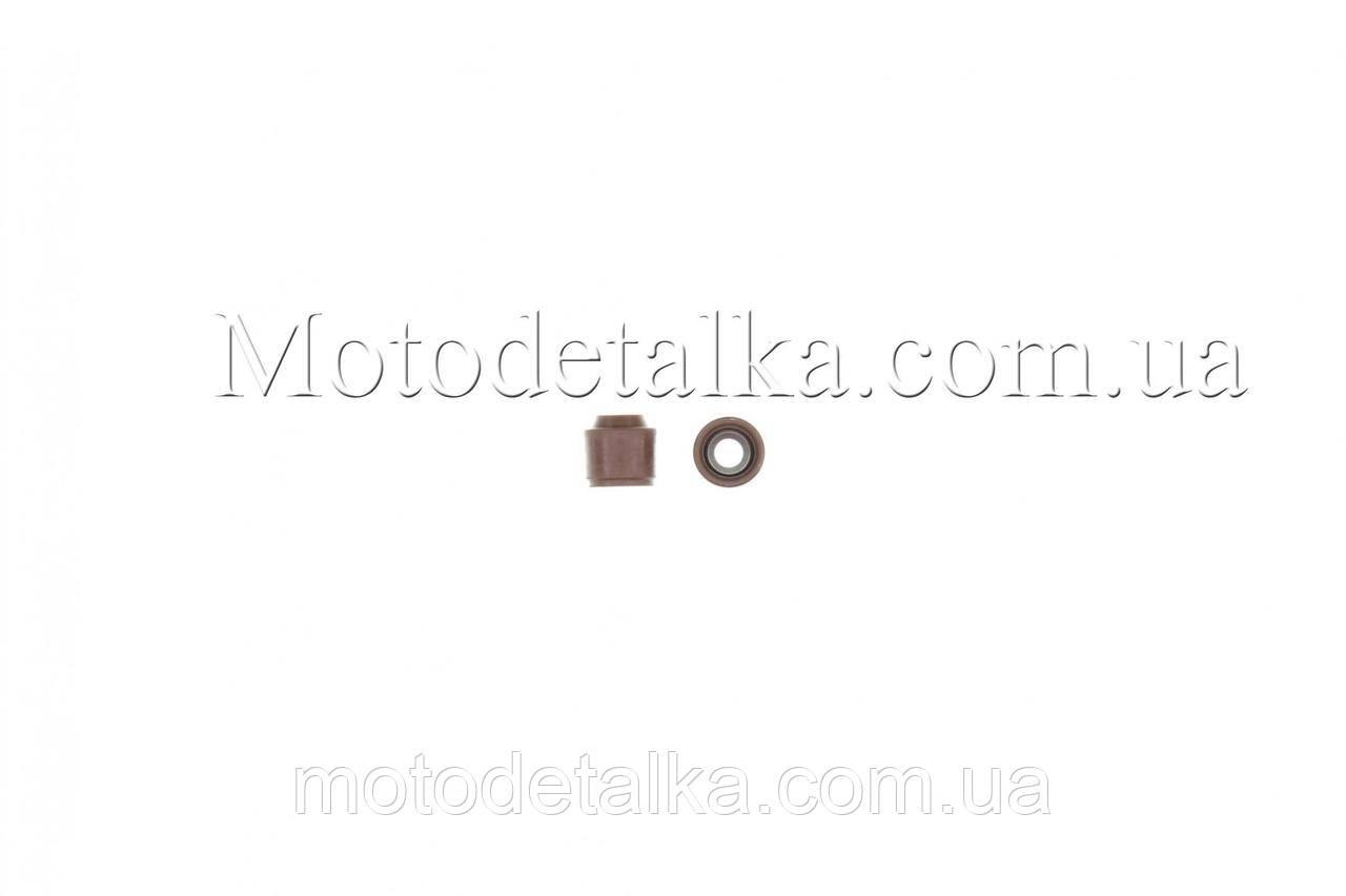 Сальники клапанов (комплект) Suzuki Lets 4/ADRRESS injection AS