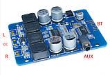 Усилитель  звука D-клас TPA3118 2*30Вт AUX Bluetooth, фото 2
