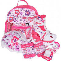 Роликовые коньки Tempish FLOWER Baby skate 34-37 (1000000007/34-37)