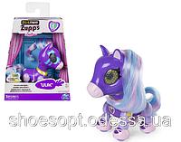 Интерактивная пони Zoomer Zupps Pretty Pony Лила сенсорная