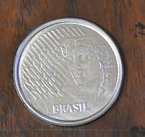 Бразилия 1 сентаво 1997 год