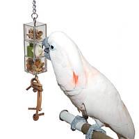 Игрушка для попугая (Три ящика Стек)
