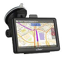 Навигатор GPS Globex GE518 (Navitel)
