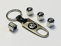 Колпачки ниппеля Acura, Акура с брелком, фото 1