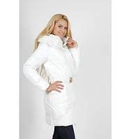 Куртка женская зимняя, белая размер M