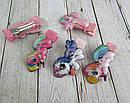 Детские заколки для волос Пони My Little Pony 20 шт/уп, фото 2