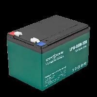 Аккумулятор тяговый  LogicPower 6DZM12 12V 12Ah, фото 1