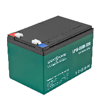 Аккумулятор тяговый  LogicPower 6DZM12 12V 12Ah