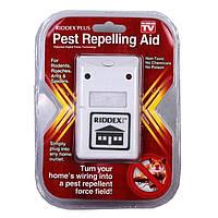 Універсальний ультразвуковий відлякувач комах і гризунів Pest Repelling Aid, фото 1