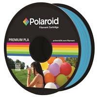 Пластик для 3D-принтера Polaroid PLA 1.75мм/1кг, light blue (3D-FL-PL-8018-00)