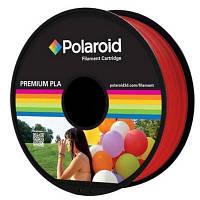 Пластик для 3D-принтера Polaroid PLA 1.75мм/1кг, red (3D-FL-PL-8002-00)