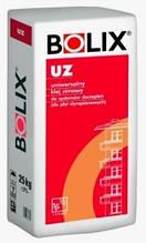 Клей для системы утепления Bolix UZ на пенополистироле (универсальный), 25кг