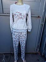 Пижамы, домашние костюмы махра, фото 1