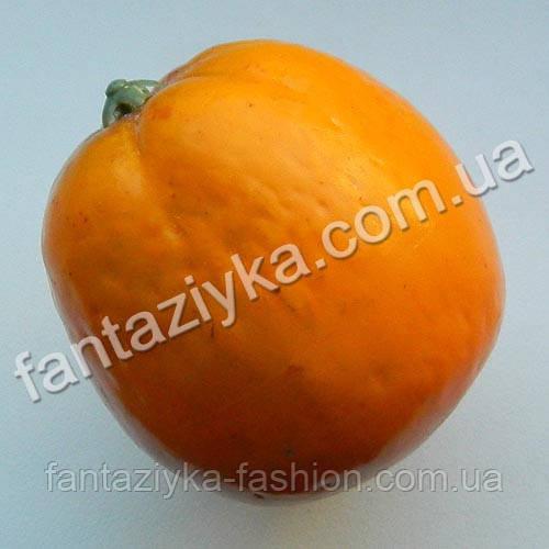 Апельсин крупный 5см, муляж