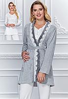 Пижама  MARILYN CLUB розовая ХЛ