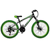 """Стильный и надежный подростковый велосипед 24"""" TITAN SPACE, фото 1"""