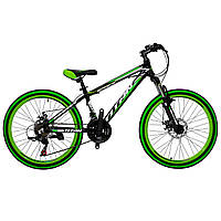 """Стильный и надежный подростковый велосипед 24"""" TITAN SPACE"""